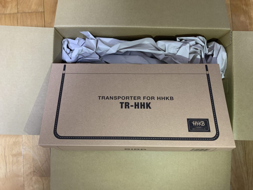 transporter out of box